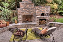 Outdoor Space Love / by Becky Marshall