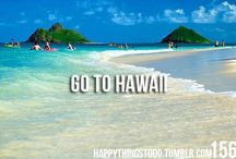Let's Go To Hawaii!! / by Larry Woods