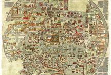 Old Maps / by Joaquín Hernández