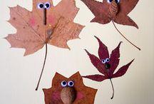 Předměty s podzimní tématikou
