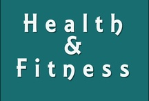 HEALTH & FITNESS / This is just a divider for my health and fitness boards!