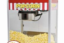 Popcorn Machines & Carts / Commercial Popcorn Machines & Carts