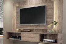 Mueble para TV comedor