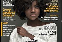 BRUNE MAGAZINE N°65 / #Brunemagazine N°65, un rendez-vous à ne pas manquer. Partez à la rencontre des #femmes d'influence qui font la rentrée.Elégantes, brillantes et généreuses. Une nouvelle attitude à découvrir dans #Brunemagazine 65.Le #WAX étouffe-t-il la #mode? La majorité des #jeunes #stylistes #africains ne jurent que par le #pagne. Au risque de banaliser leur #style? Qu'en est-il réellement.