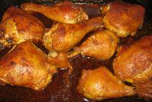 sörös csirkecomb