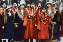 Romanov Family Groups