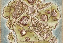 Fantasy Maps & Cartography