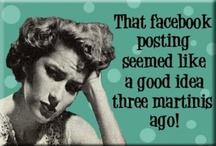 A Facebook twitter