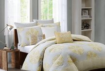 Winter Home Decor / Beautiful home accents to add color and texture to your home this winter