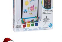 Arts & Crafts / Children's arts and crafts activities available at Santa's Toys in Santa Claus, Indiana.