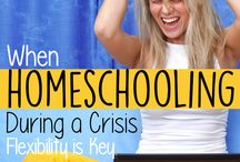Homeschooling / Lots of ideas for teaching the children at home, from totschooling to homeschooling.