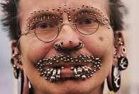 Erge piercing