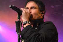 Jimi Jamison / The Survivor voice in France at the Rockalies Festival, the 29th october 2011.