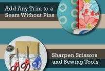 Handicraft - sewing