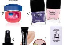 Beauty items i need