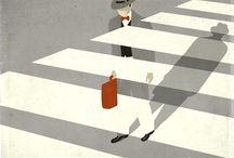 Emiliano Ponzi / Italian illustrator