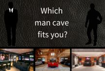 Ultimate Man Caves / Man Cave's that are ultimately drool worthy.  / by Monkey Bar Storage