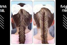 Braids: Fishtail