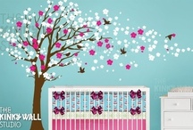 Home Style: Nursery / by Kristen Cordell