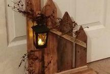 Selbstgemacht aus Holz