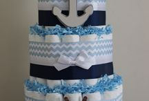 Baby Shower (Nautical)