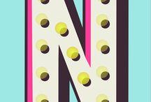 Design // Typography / by Katie Locke