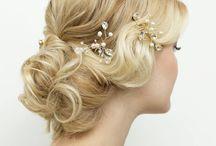Wedding Hair & Makeup Looks