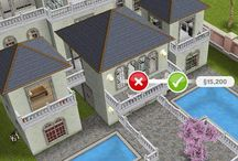 Sims Freeplay House Design