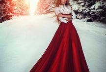 Фотосет зима