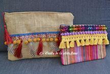 Mis trabajos: Bolsos / Bolsos Handmade hechos 100% artesanales por mí en mi tallercito ;) http://lacasitadelaartesana.blogspot.com.es/search/label/Bolso%20Handmade