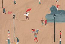 illustration / by Emma Harrison