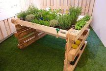 horta para varanda