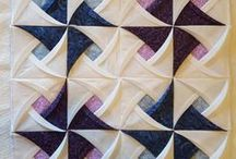 Skládaný patchwork