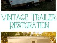 Vintage Trailers / by Tina Butler