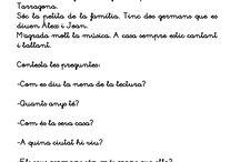 COMPRENSIÓ ESCRITA