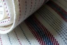 Weaving - stripes / by Sandy Majorowicz Sutton