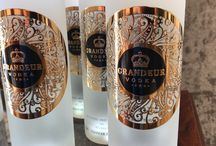 Grandeur Vodka / Ultra Premium Vodka from Belarus
