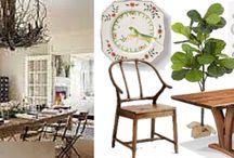 Inspiration: Naturals / Natural style interiors