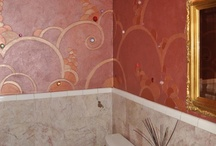 Decorative Finishes / Decorative wall finishes, furniture finishes and floor finishes