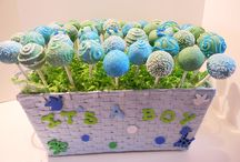 Cake pops / by Mary Holden