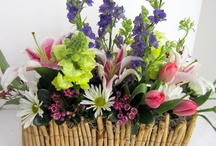 Easter / Festive spring flowers for your Easter celebrations