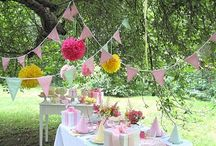 childrens parties / by Kimberly Wallace