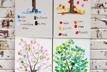 malovanie prstami