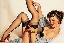 The Art Of Pin Ups