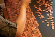 Diy from pennies