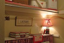 Laundry/lavanderia