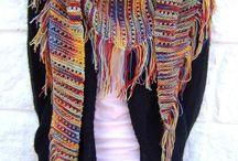Baktus And shawls