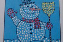 vv + pč :zima a vánoce