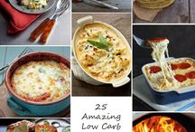 Low carb recipes / by Anna Louviere