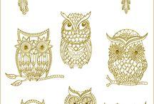 Owls / by Becky Zelada